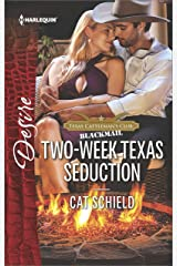 Two-Week Texas Seduction: An Enemies to Lovers Romance (Texas Cattleman's Club: Blackmail Book 2498) Kindle Edition