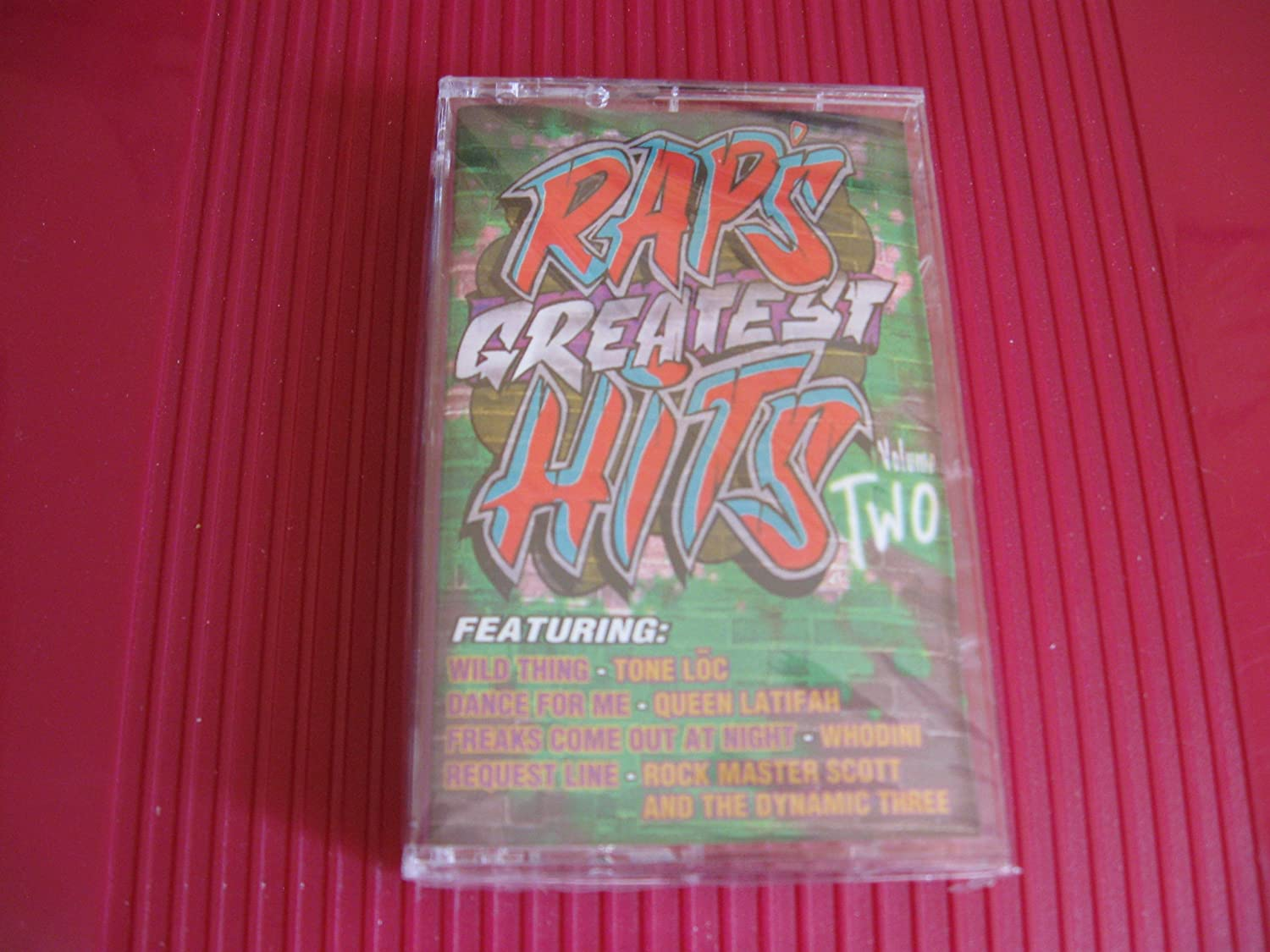 Rap's Greatest Hits Vol 02