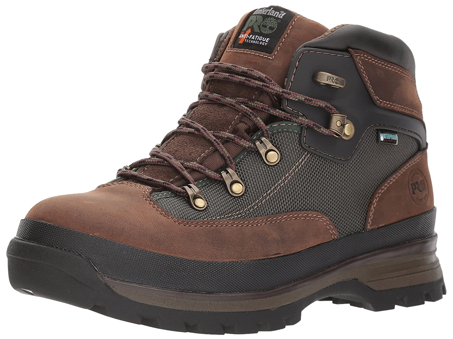 bc8690b2f5a Timberland PRO Men's Euro Hiker Industrial Boot