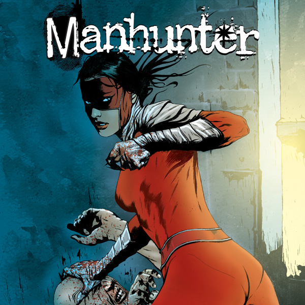 Manhunter (2004-2009) (Issues) (37 Book Series)