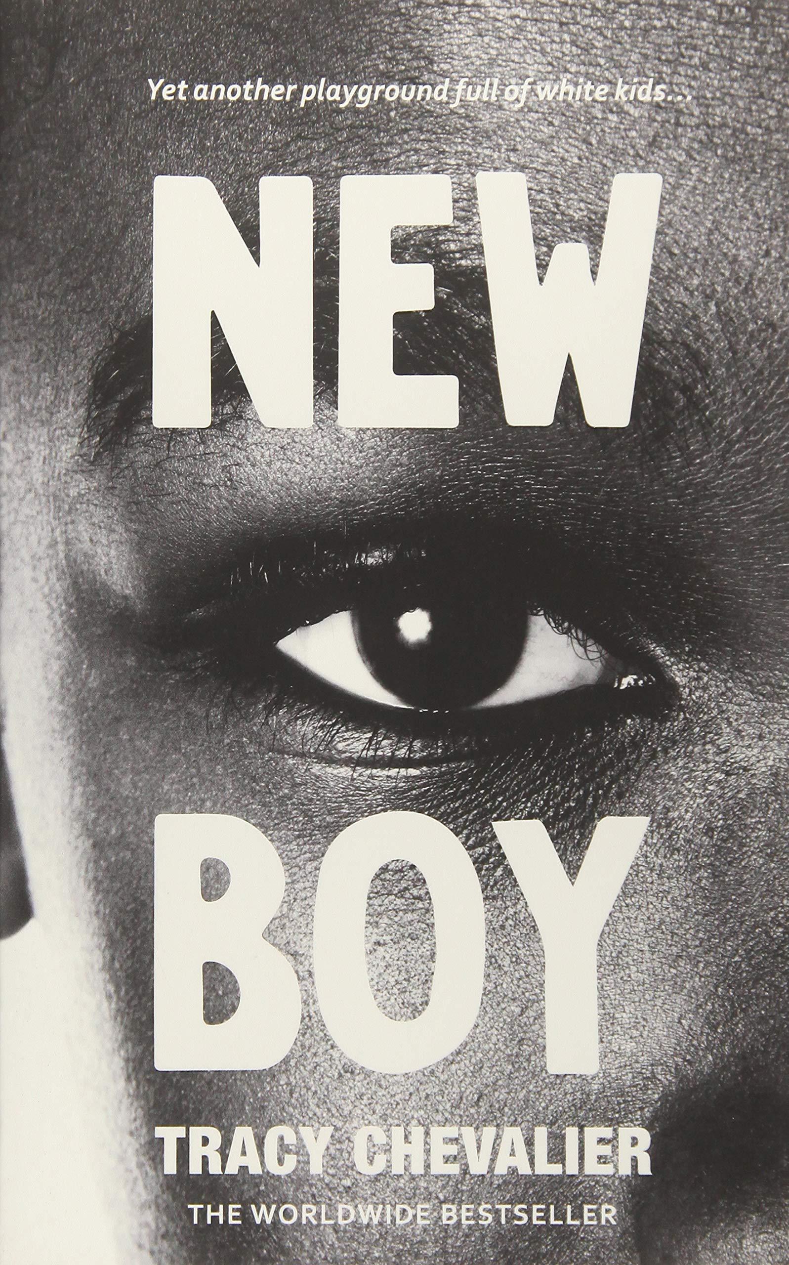 New Boy Amazon De Tracy Chevalier Fremdsprachige Bucher