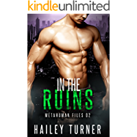 In the Ruins (Metahuman Files Book 2) book cover