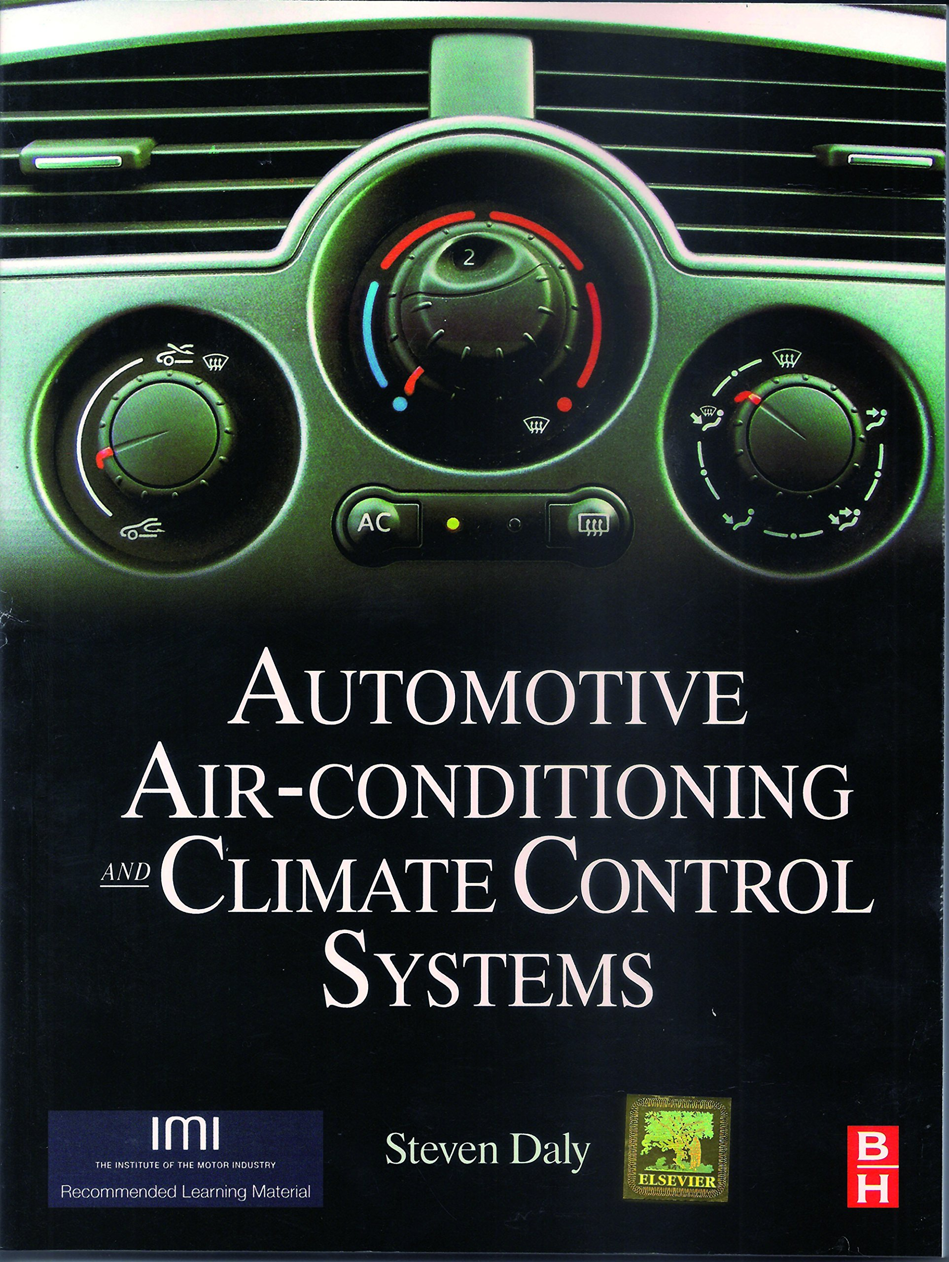 Automotive Air Conditioning and Climate Control Systems pdf epub
