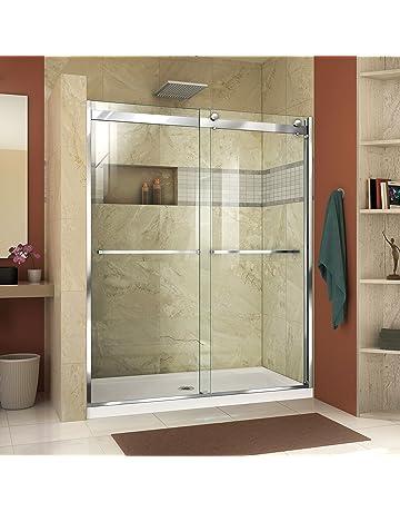 Bathtub Sliding Doors   Amazon.com on