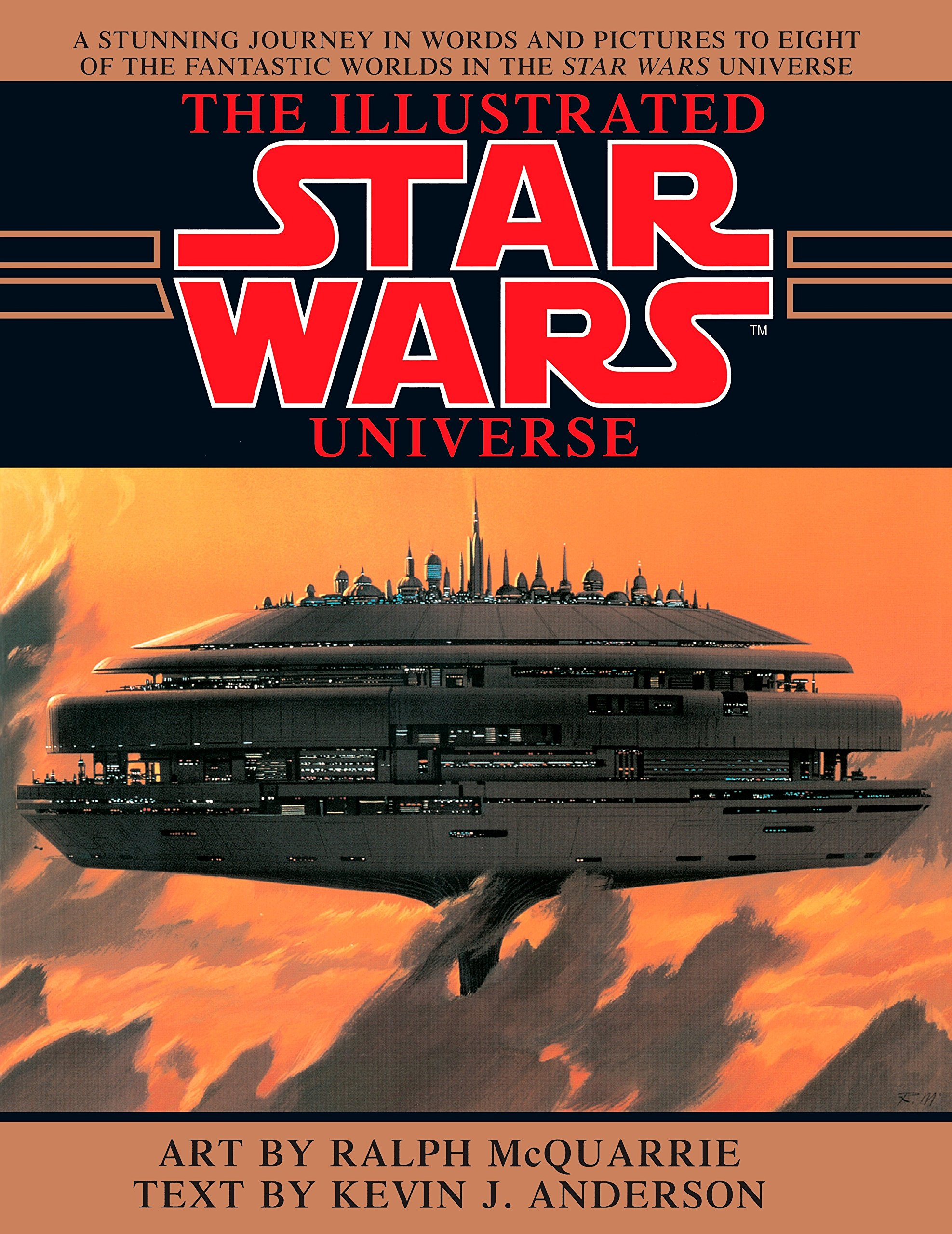 The Illustrated Star Wars Universe (Star Wars) by Spectra Books