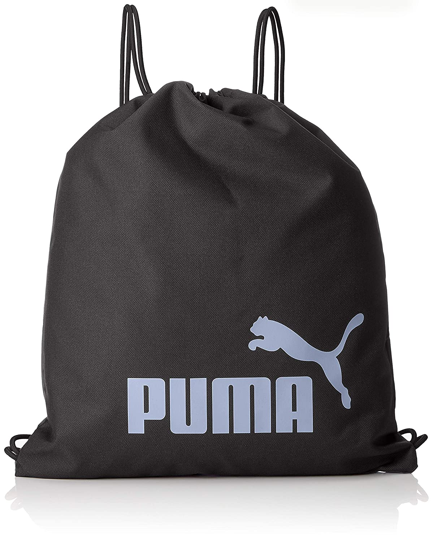 Taille Unique Puma Phase Gym Sack Sac Mixte Adulte Black-Sweet Lavender
