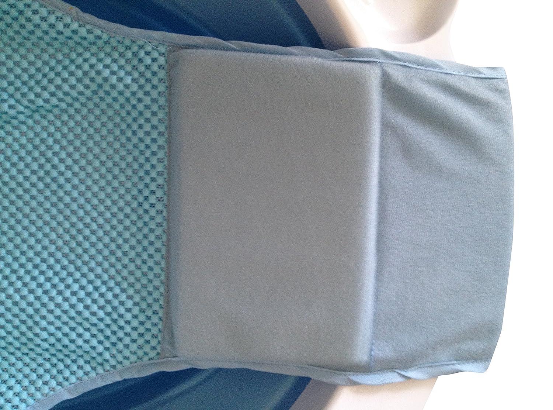 Amazon.com : Baby Bathtub Seat Support Sling Net Karibu Aojia Infant ...