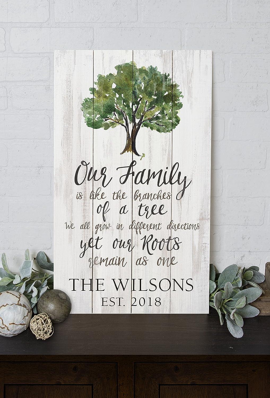 Amazon.com: P Graham Dunn nuestra familia árbol raíces ...