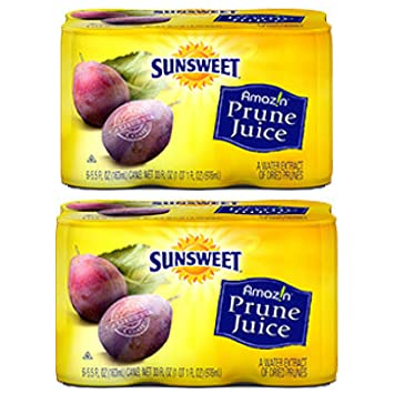 how long does prune juice last once opened