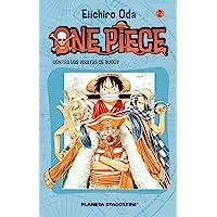 One Piece nº 02: Contra los piratas de Buggy (Manga Shonen)