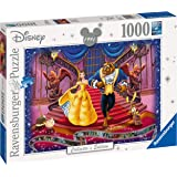 Ravensburger Disney Collector's Edition Beauty & The Beast 1000pc Jigsaw Puzzle
