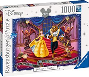 Ravensburger 19746 Disney Moments 1991 Beauty and The Beast 1000pc Puzzle