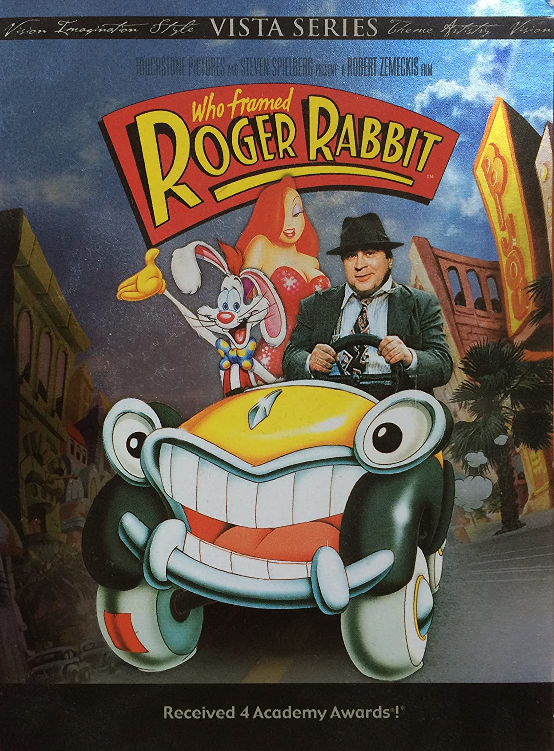 Amazon Com Who Framed Roger Rabbit 2 Disc Dvd Set Unknown Movies Tv