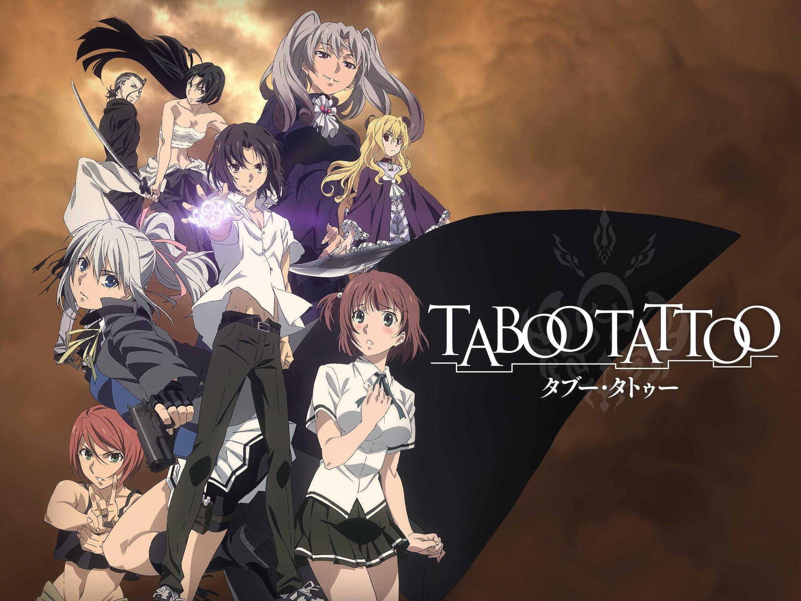 Taboo Anime