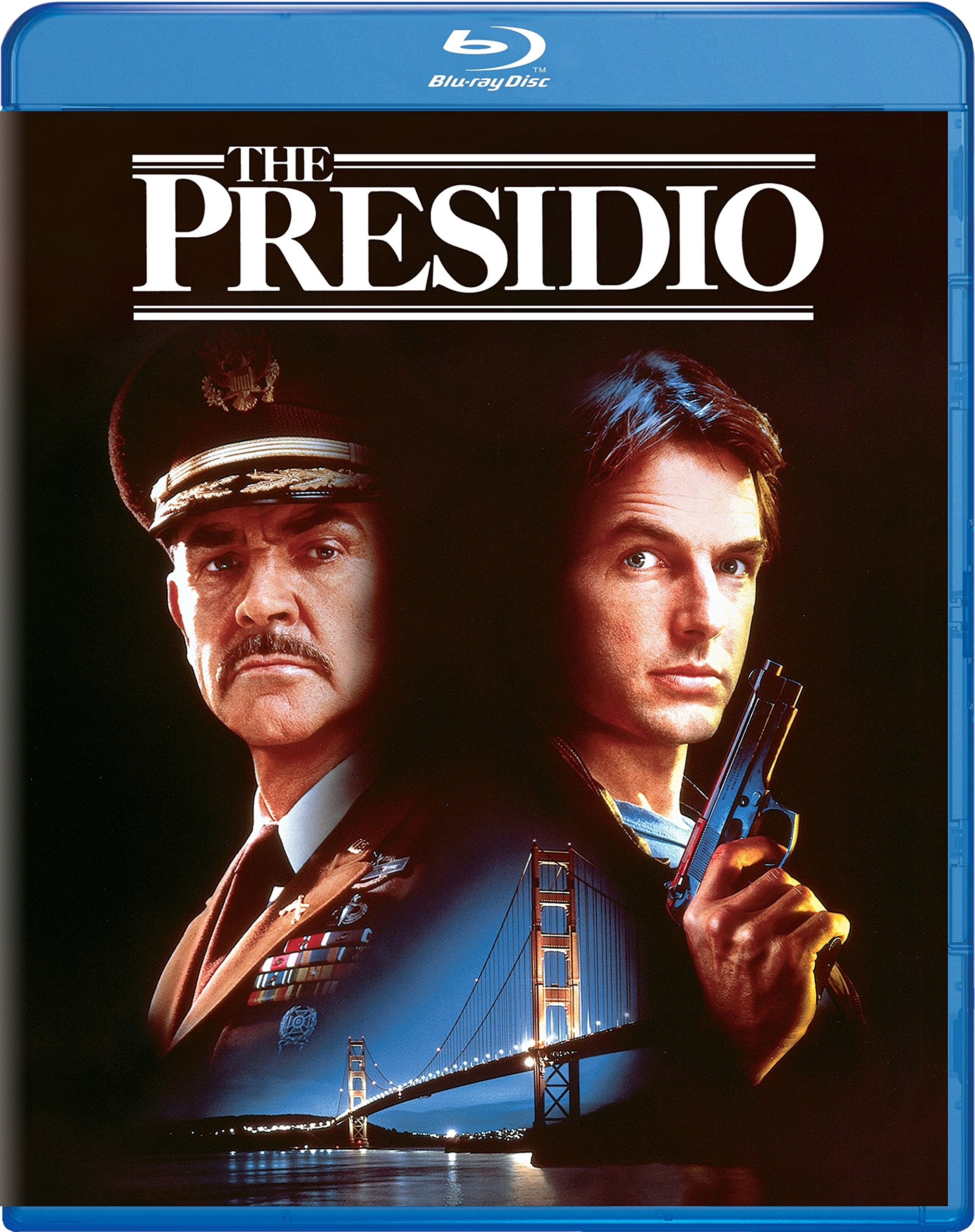 Blu-ray : The Presidio (Widescreen, Dolby, AC-3, Digital Theater System, Dubbed)
