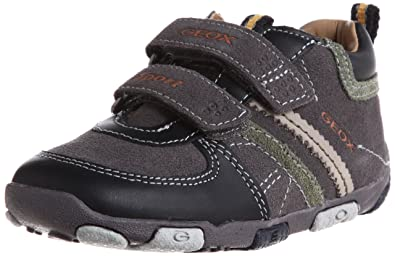 kauf verkauf große sorten Repliken Geox Cbaluboy11 Sneaker (Toddler), Anthracite Black, 23 EU(7 ...