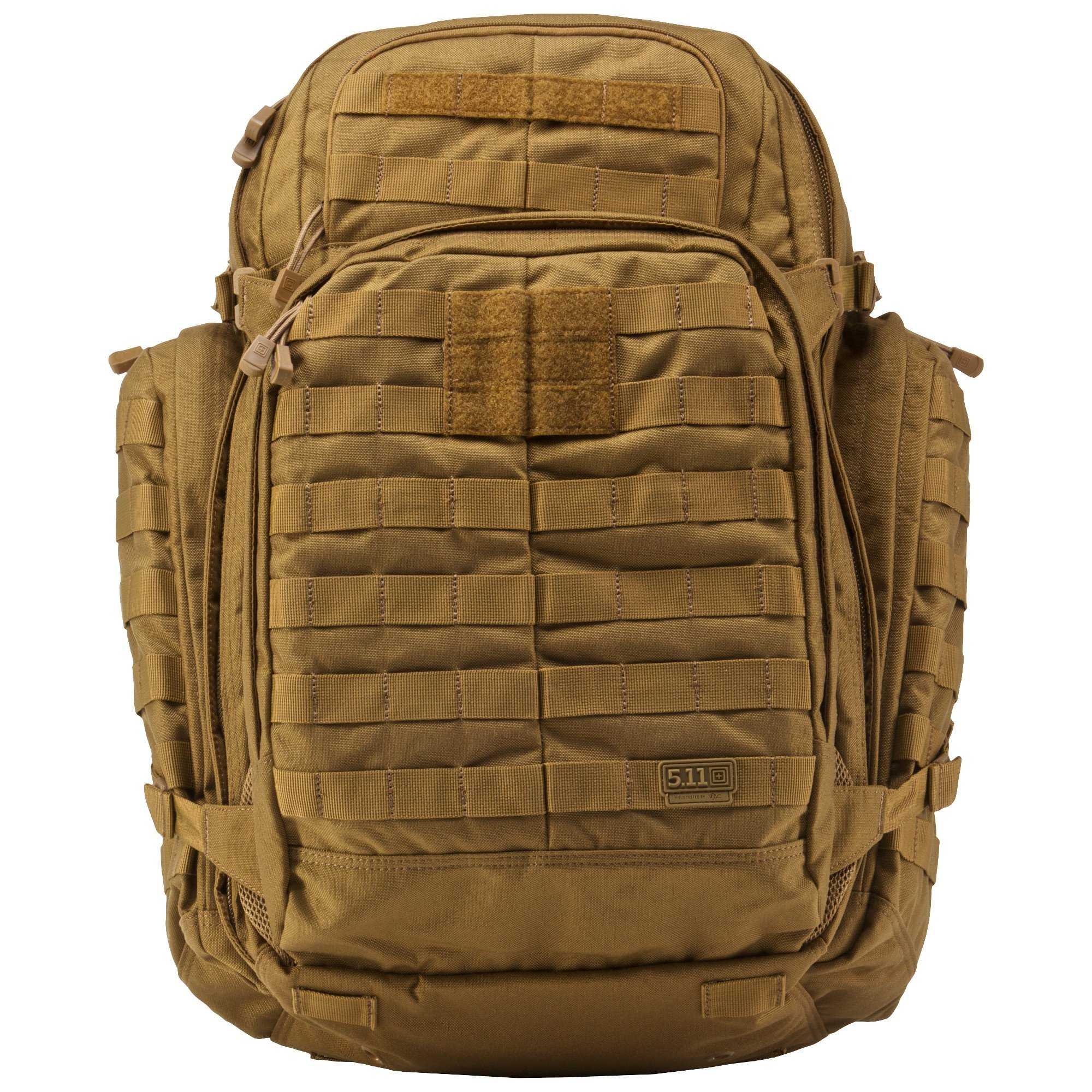 5.11 RUSH72 Tactical Backpack for Military, Bug Out Bag, Molle Pack, Large, Style 58602, Flat Dark Earth by 5.11