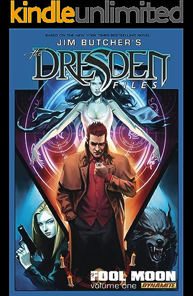 Amazon Com Jim Butcher S Dresden Files Fool Moon Vol 1 Graphic Novel Ebook Butcher Jim Powers Mark Conley Chase Kindle Store