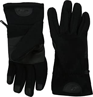57b6e13785920 Timberland Men's Ribbed-Knit Wool-Blend Glove with Touchscreen Technology