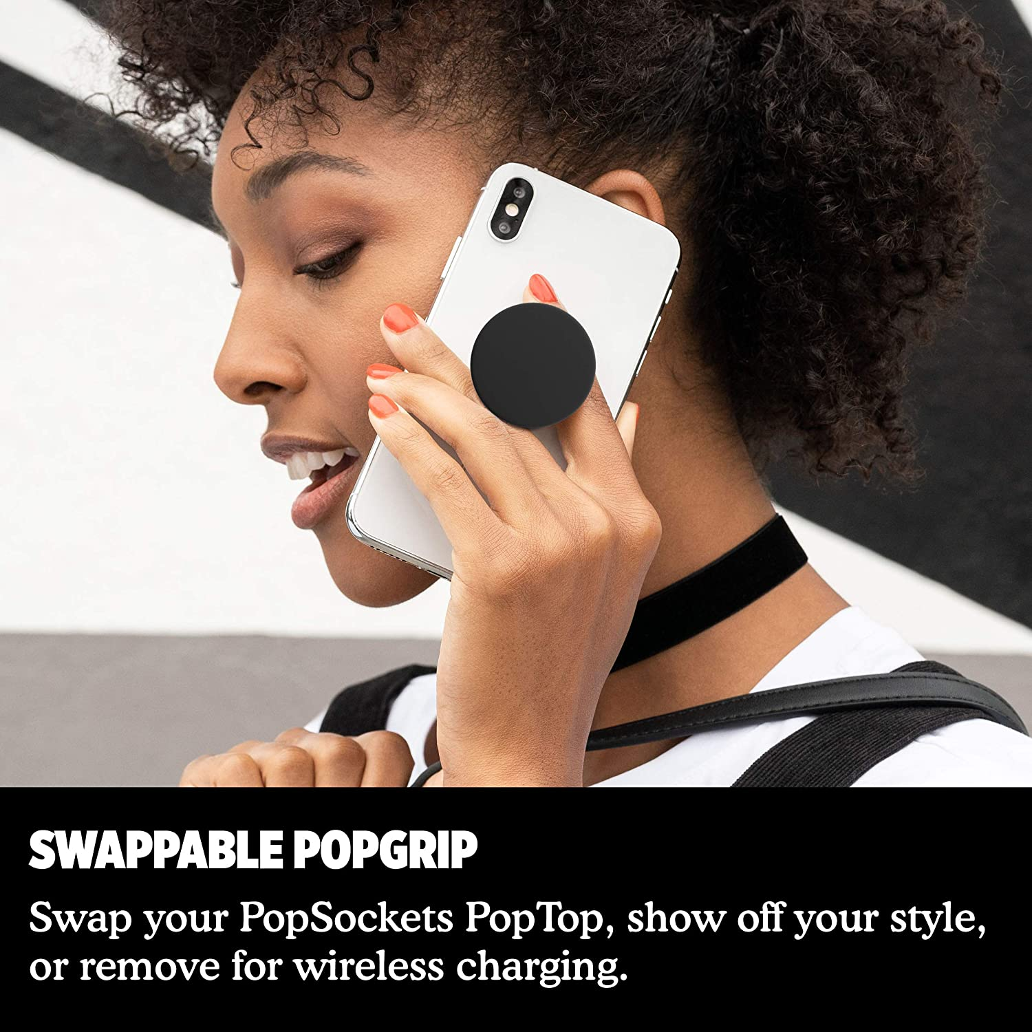 American Flag PopGrip Slide PopSockets PopTop : Swappable Top for PopGrip Bases Otter+Pop /& PopWallet+ Top only. Base Sold Separately.