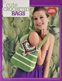Cute Crocheted Bags-Whether you Need a New Tote, Market or Beach Bag, this Booklet has some Great Ideas that are Fast…