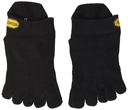 805a98bfc7 Vibram FiveFingers Herren Athletic No Show Socks: Amazon.de: Bekleidung