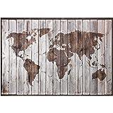 Amazon new ikea premiar world map picture with framecanvas aluminum ikea premir picture driftwood map paul duncan gumiabroncs Images