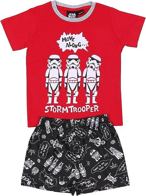 El Pijama Rojo Star Wars PRIMARK - 2-3 Años 98 cm: Amazon.es ...