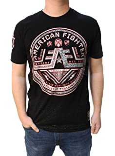 f7c8045d Amazon.com: American Fighter Men's Fowler Tee Shirt White: Clothing