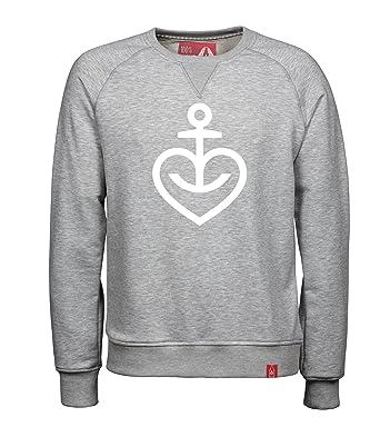 sale retailer c5995 b3930 ASTRA Bier Herzanker Herren Sweater Sweatshirt Pulli ...