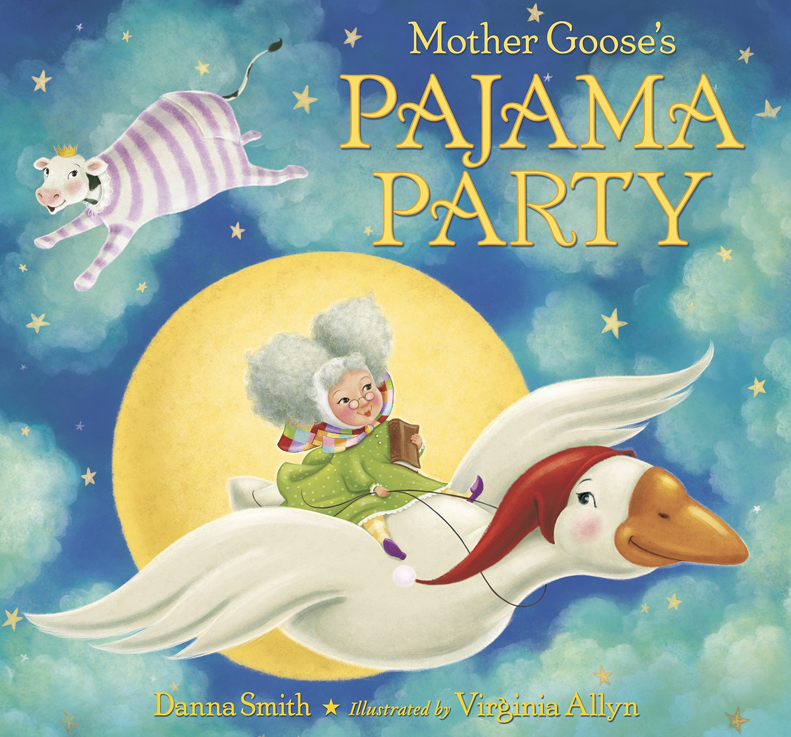 Image result for mother goose's pajama party