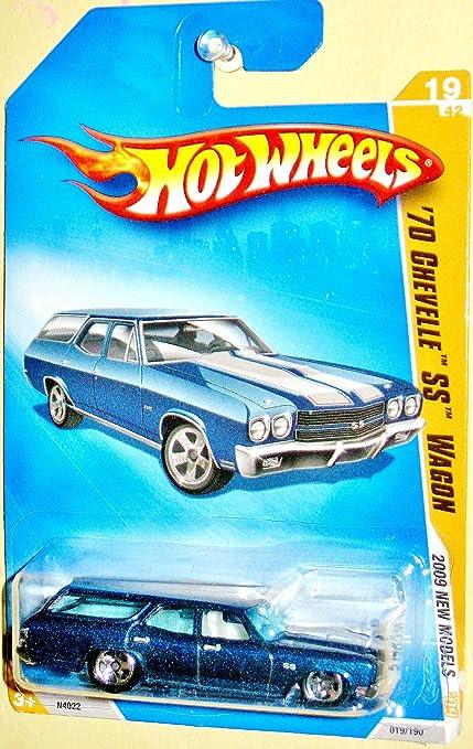 Hot Wheels 70 Chevelle ss WAGON.