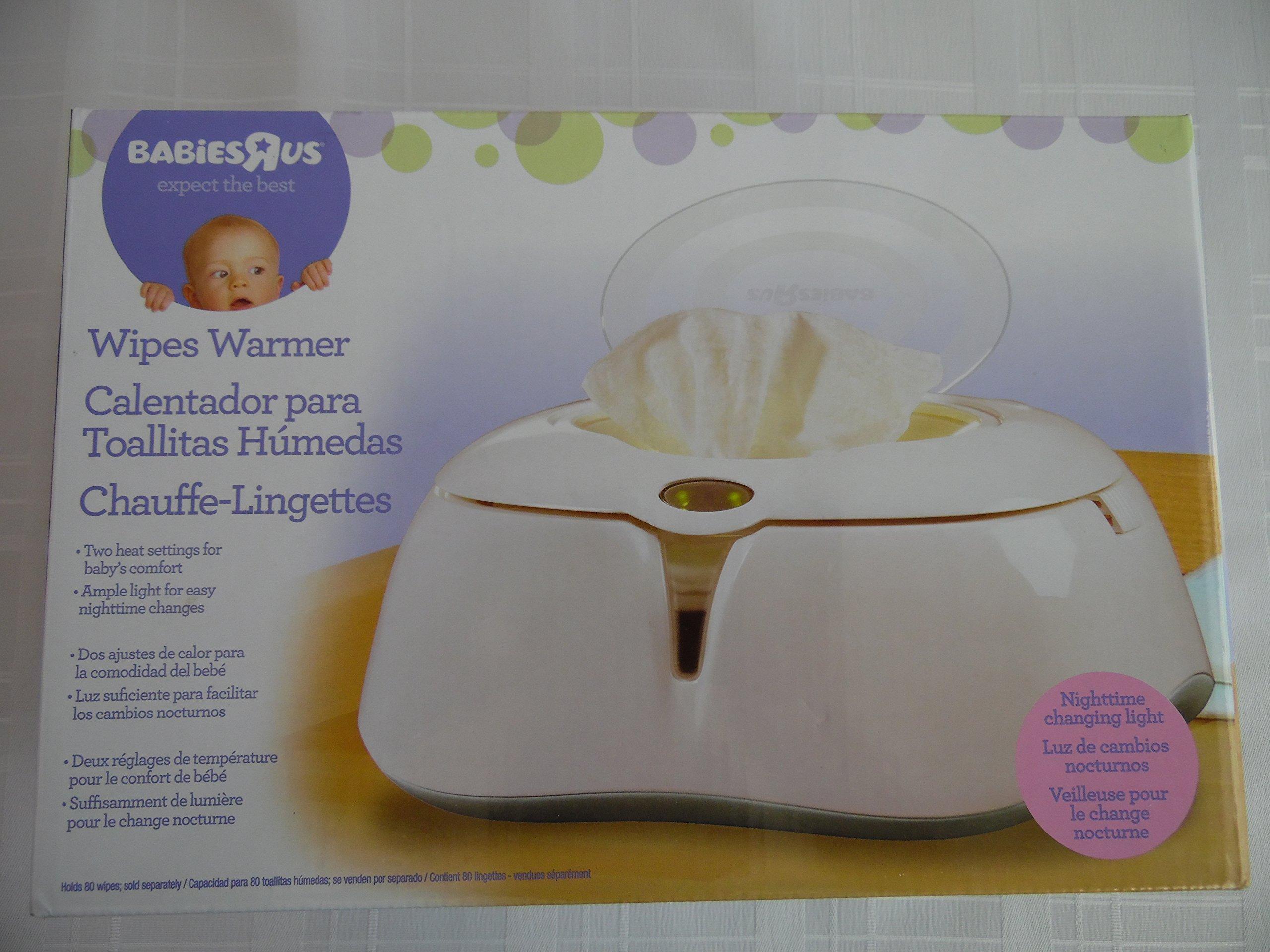 Babies Wipe Warmer