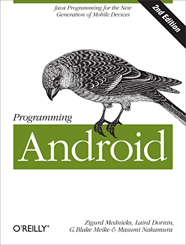 Programming Android: Java Programming for the New Generation of Mobile Devices (English Edition)