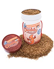3 Lbs 1.36Kg Chubby Dried Mealworm Tub for Wild Birds Chickens Etc. (Approx. 48,000 Mealworms) Free Delivery