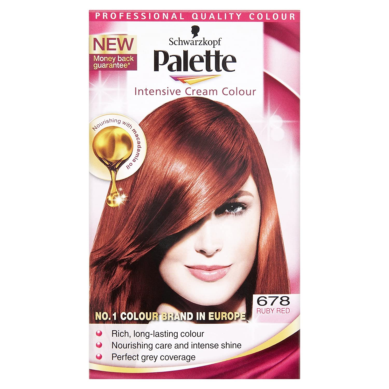 Schwarzkopf hair color ruby red best hair color inspiration 2018 schwarzkopf ultime hair color cream uploaded by halszka k geenschuldenfo Choice Image