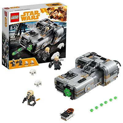LEGO Star Wars Solo: A Star Wars Story Moloch's Landspeeder 75210 Building Kit (464 Piece): Toys & Games