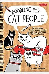 Doodling for Cat People Paperback