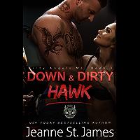 Down & Dirty: Hawk (Dirty Angels MC Book 3) (English Edition)