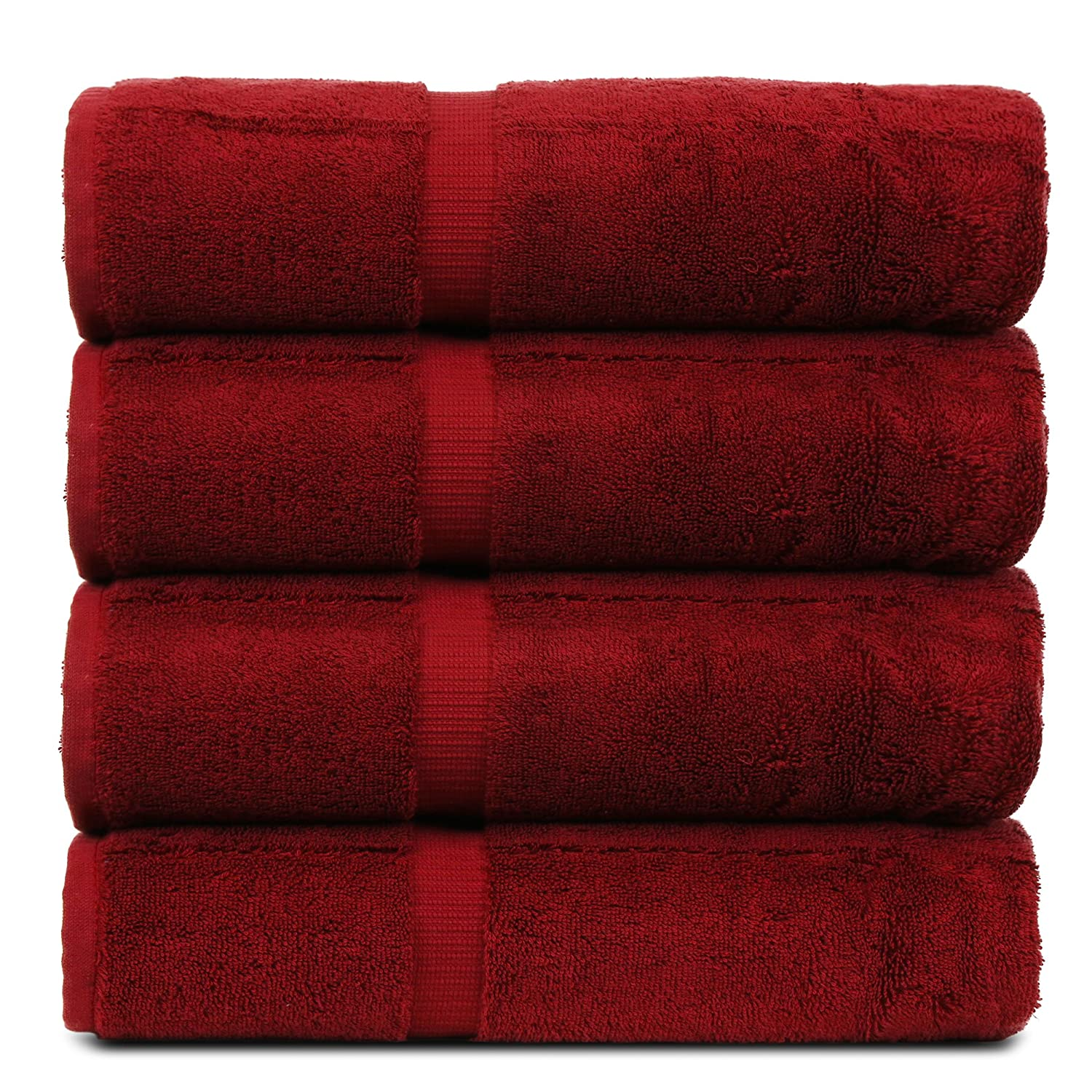 BC BARE COTTON Luxury Hotel & Spa Towel Turkish Cotton Bath Towel
