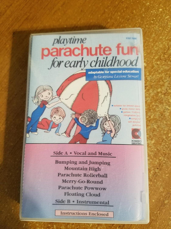 Kimbo Playtime Parachute Fun Amazon Music