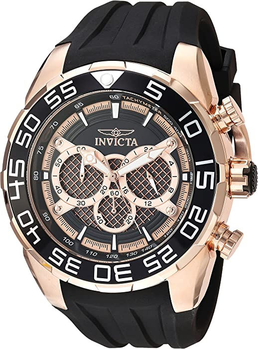 7a88ad8264d0 Invicta Speedway - Reloj Casual de Cuarzo para Hombre