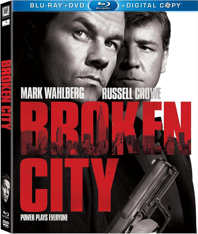 Amazon Com Broken City Blu Ray Dvd Digital Copy Mark Wahlberg Russell Crowe Catherine Zeta Jones Jeffrey Wright Barry Pepper Alona Tal Allen Hughes Movies Tv