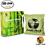 Activated Charcoal Odor Eliminator Bag- 200g Natural Air Purifier With Beautiful Box!- Air Freshener and Pet Odor Removal- Keep Your Home Healthy With Air Purifying Bamboo Deodorizer Bags- Non Toxic