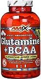 Amix Amix Glutamine + BCAA Capsules Aminoácido - 360 tabs
