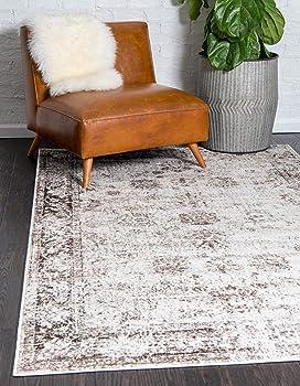 Unique Loom Sofia Collection Shag Carpet