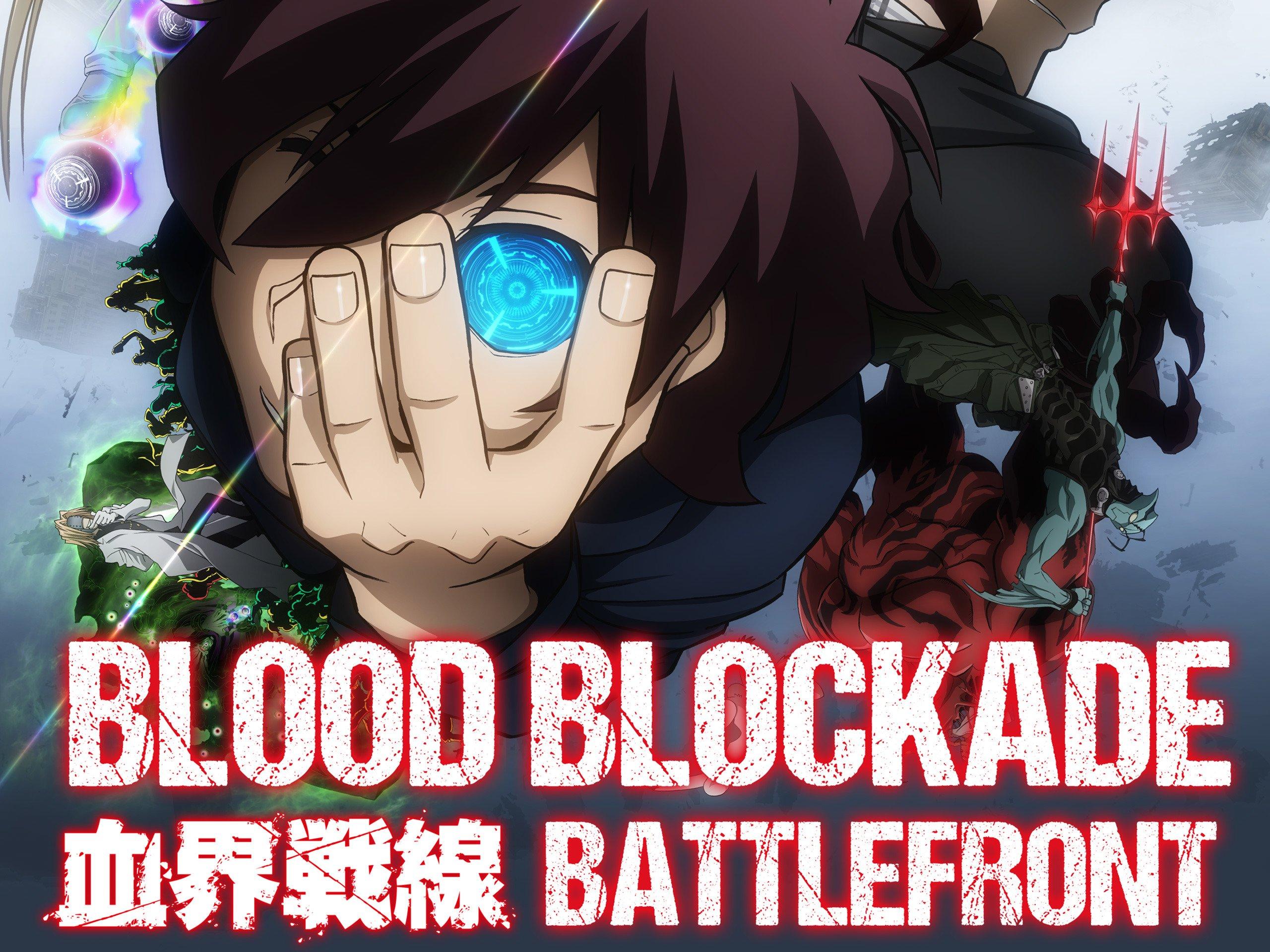 Blood Blockade Battlefront Staffel 2