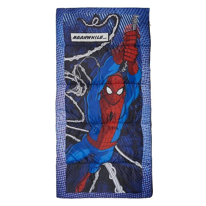 Marvel Spiderman Niños Juego de eslinga Kit: Amazon.es: Deportes y aire libre