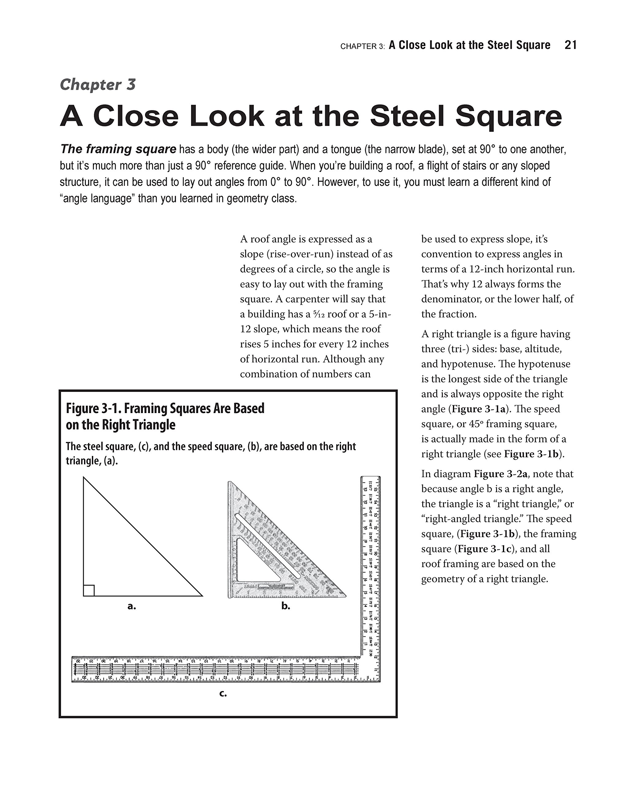 Essential Guide to the Steel Square: How to Figure Everything Out ...