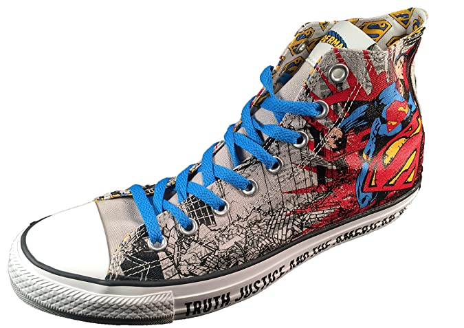 Supply Converse Chuck Taylor Superman Man of Steel Sneakers